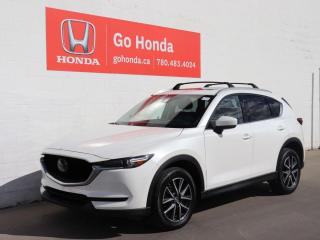 Used 2018 Mazda CX-5 GRAND TOURING AWD LEATHER ROOF NAV for sale in Edmonton, AB