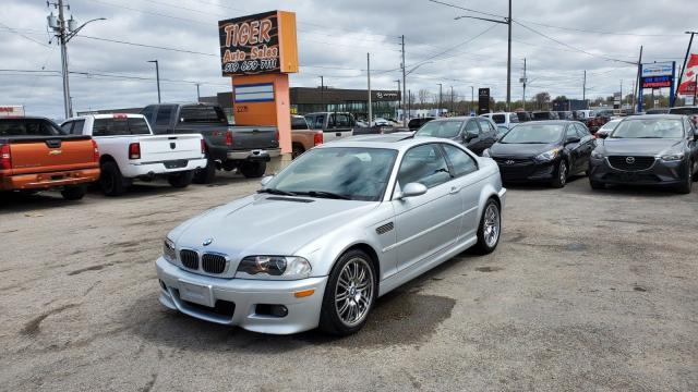 2003 BMW M3 COUPE**ONLY 47,000KMS**MINT**1 OWNER*CERTIFIED