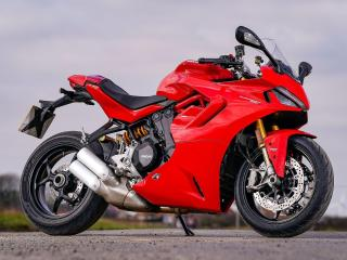 Used 2021 Ducati SuperSport S for sale in Oakville, ON