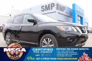 Used 2019 Nissan Pathfinder SV Tech -AWD, Rem. Start, Heated Seats, 7 Passenger, Back Up Camera for sale in Saskatoon, SK