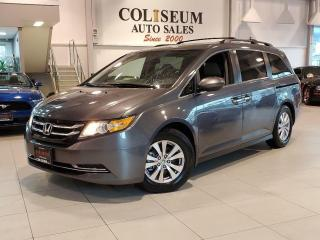 Used 2017 Honda Odyssey EX-RES TV/DVD-POWER DOORS-CAMERA-8 PASSENGER for sale in Toronto, ON