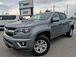 Used 2019 Chevrolet Colorado LT CREW CAB 128.5