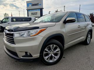 Used 2015 Toyota Highlander LE AWD for sale in Ottawa, ON