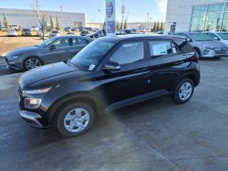 New 2021 Hyundai Venue ESSENTIAL; BACK UP CAMERA/HEATED SEATS/BLUETOOTH/AC for sale in Edmonton, AB