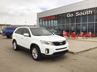 Used 2014 Kia Sorento EX LUXURY, AWD, LEATHER for sale in Edmonton, AB