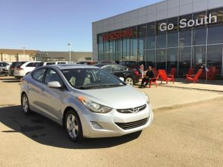 Used 2012 Hyundai Elantra GLS, SUNROOF, AUTO - FINANCING AVAIABLE for sale in Edmonton, AB