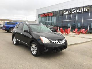Used 2013 Nissan Rogue SL, AWD. LEATHER, NAVIGATION for sale in Edmonton, AB