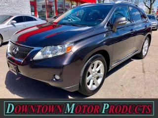 Used 2010 Lexus RX 350 4WD for sale in London, ON