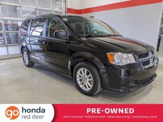 Used 2013 Dodge Grand Caravan SXT for sale in Red Deer, AB