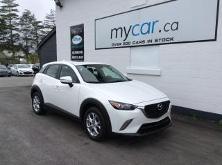 Used 2016 Mazda CX-3 GS LUX PKG, LEATHER, SUNROOF, HEATED SEATS!! for sale in Richmond, ON