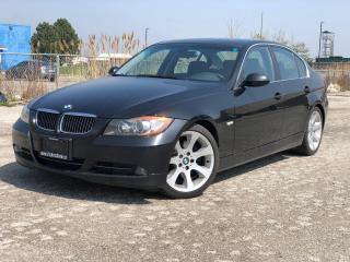 Used 2006 BMW 3 Series 330i|Heated seats|Low kms| for sale in Bolton, ON