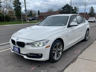 Used 2013 BMW 3 Series SPORT for sale in Scarborough, ON