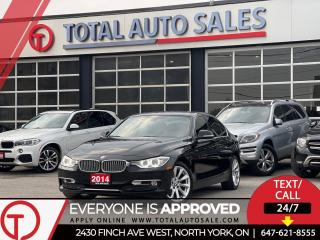 Used 2014 BMW 3 Series DIESEL | XENON | NAVI | CAMERA for sale in North York, ON