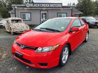 Used 2007 Honda Civic EX for sale in Black Creek, BC