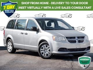 Used 2019 Dodge Grand Caravan CVP/SXT Grand Caravan SE 'Canada Value Package'! for sale in St Catharines, ON