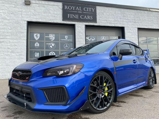 2018 Subaru WRX STI Sport-tech CUSTOM// LOADED// CLEAN CARFAX