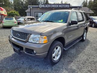 Used 2004 Ford Explorer XLT for sale in Black Creek, BC
