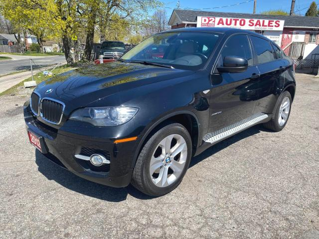 2012 BMW X6 35i/Leather/Roof/Navi/Bckup Camera/Comes Certified