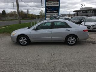 Used 2004 Honda Accord EX-L for sale in Newmarket, ON