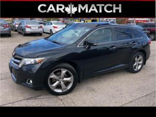Used 2013 Toyota Venza XLE / AWD / NAV / LETAHER / SUNROOF for sale in Cambridge, ON