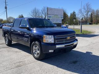 Used 2012 Chevrolet Silverado 1500 LTZ for sale in Komoka, ON