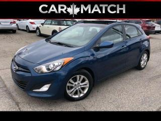 Used 2014 Hyundai Elantra GT GT / SUNROOF / AUTO / ONLY 96,264 KM for sale in Cambridge, ON