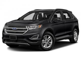 Used 2017 Ford Edge SEL for sale in Newmarket, ON