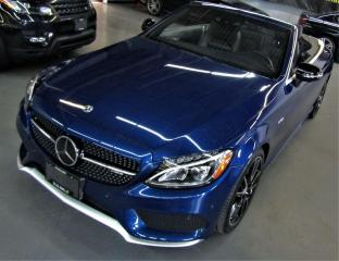 Used 2018 Mercedes-Benz C-Class AMG C 43 for sale in North York, ON