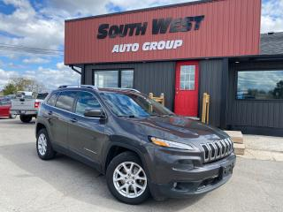 Used 2016 Jeep Cherokee North|PanoRoof|RmtStart|HtdSeats/Wheel|Alloys for sale in London, ON