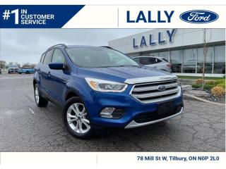 Used 2018 Ford Escape SEL, Leather, Moonroof, Nav!! for sale in Tilbury, ON