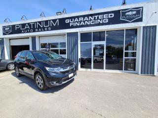 Used 2018 Honda CR-V EX for sale in Kingston, ON