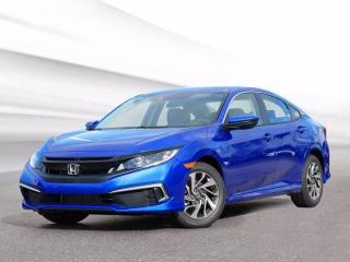 New 2021 Honda Civic Sedan EX for sale in Bridgewater, NS