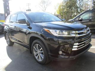 Used 2018 Toyota Highlander AWD Hybrid XLE for sale in Burlington, ON