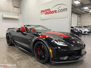Used 2017 Chevrolet Corvette 2dr Grand Sport Conv w-2LT NAV NPP MEM HUD for sale in St. George, ON