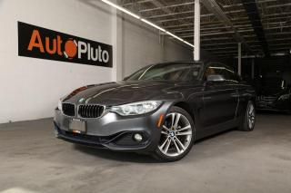 Used 2017 BMW 4 Series 2dr Cpe 430i xDrive AWD for sale in North York, ON