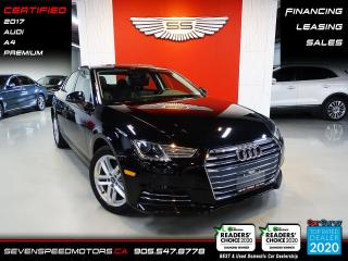 Used 2017 Audi A4 CLEAN CARFAX PREMIUM | CERTIFIED | FINANCE | 9055478778 for sale in Oakville, ON
