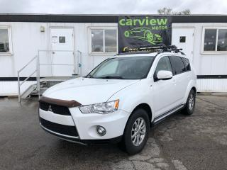 Used 2013 Mitsubishi Outlander XLS for sale in North York, ON