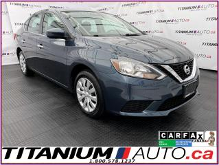 Used 2017 Nissan Sentra SV+Camera+Heated Seats+Remote Start+Smart Key+XM for sale in London, ON