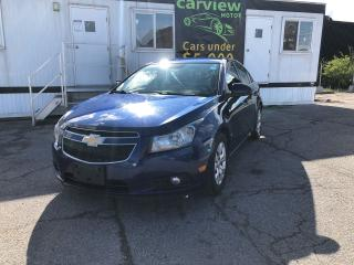Used 2013 Chevrolet Cruze LT Turbo for sale in North York, ON