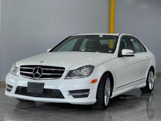 Used 2014 Mercedes-Benz C-Class C 300 Sport Sedan 4MATIC for sale in Richmond Hill, ON