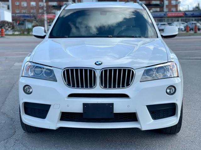2013 BMW X3 35i M Sport Navigation /Pano Roof/Camera Photo8