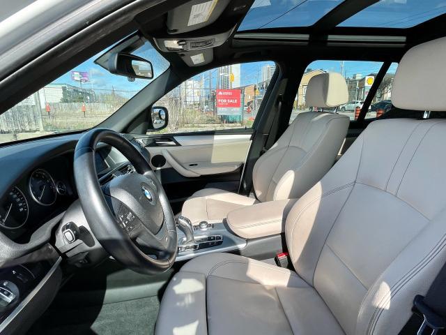 2013 BMW X3 35i M Sport Navigation /Pano Roof/Camera Photo9