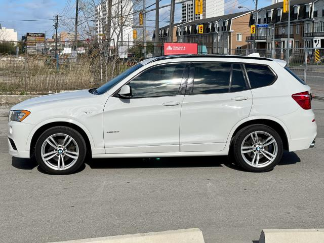 2013 BMW X3 35i M Sport Navigation /Pano Roof/Camera Photo2