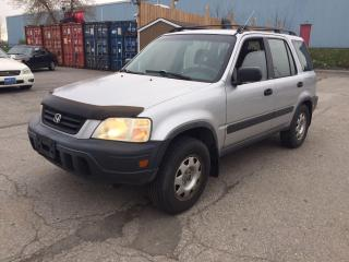 Used 1999 Honda CR-V LX for sale in Newmarket, ON