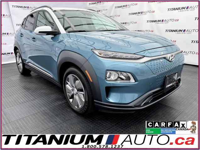2020 Hyundai KONA electric Preferred+Electric EV+Adaptive Cruise+Lane Assist