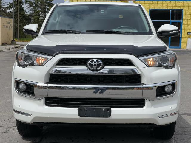 2015 Toyota 4Runner Limited  Navigation /Sunroof /Leather Photo9