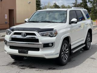 Used 2015 Toyota 4Runner Limited  Navigation /Sunroof /Leather for sale in North York, ON