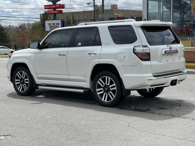 2015 Toyota 4Runner Limited  Navigation /Sunroof /Leather Photo6