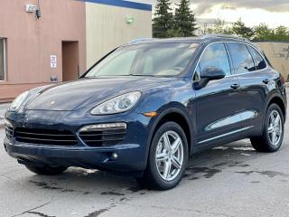 Used 2011 Porsche Cayenne S V8 AWD PremiumPkg /Sunroof /Leather for sale in North York, ON