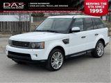 2012 Land Rover Range Rover Sport Luxury  Navigation /Sunroof /Camera Photo20